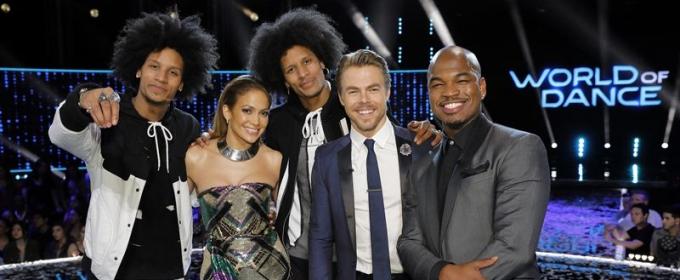 WORLD OF DANCE Winners to Perform on Telemundo's PREMIOS TU MUNDO 8/24