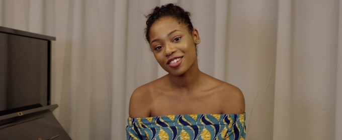 BWW TV: Broadway's ONCE ON THIS ISLAND Finds Its 'Ti Moune' - Go Behind the Scenes and See a Special Message from the Star!