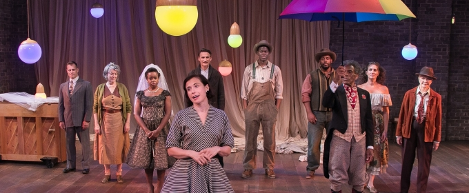 VIDEO: New Trailer for Jazz-Era AS YOU LIKE IT at Bay Street Theater