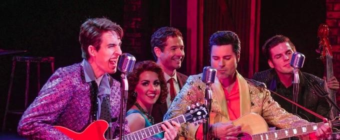 BWW Review: MILLION DOLLAR QUARTET - A Jubilant Evening Of Rockabilly