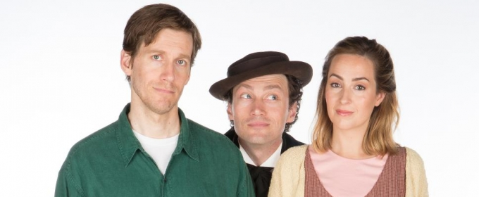 Photo Flash: Meet the Cast of BENNY & JOON at The Old Globe - Andrew Samonsky, Hannah Elless, Bryce Pinkham and More!