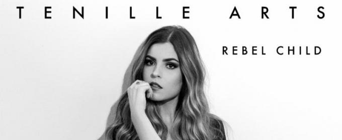 Singer Songwriter Tenille Arts' 'Rebel Child' Hits 10/20