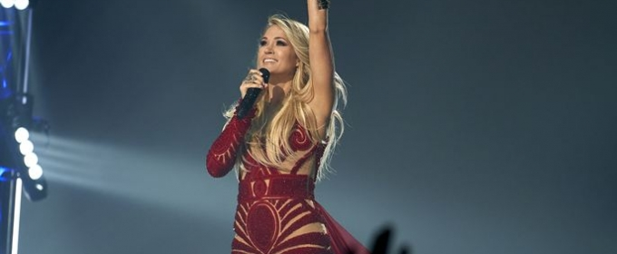 10 NFL Players to Join Carrie Underwood in OH, SUNDAY NIGHT NFL Football Pre-Show