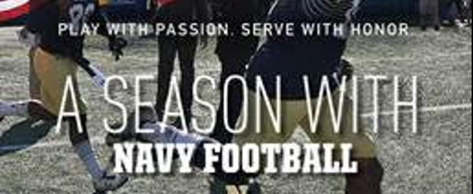 Showtime Announces New Sports Docu-Series A SEASON WITH NAVY FOOTBALL