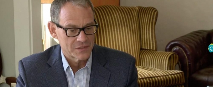 VIDEO: Daniel Silva Says 'Reality is Stranger Than Fiction'