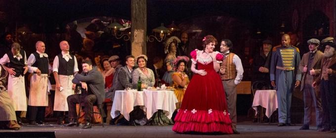 Review Roundup: LA BOHEME at The Metropolitan Opera