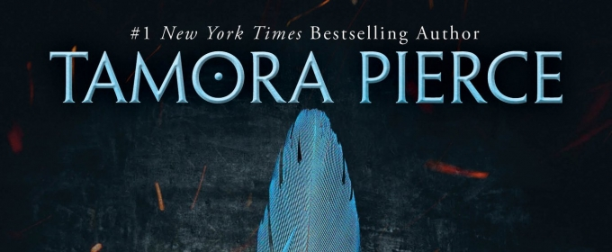 Cover Reveal! The long-awaited TEMPESTS AND SLAUGHTER by Tamora Pierce!