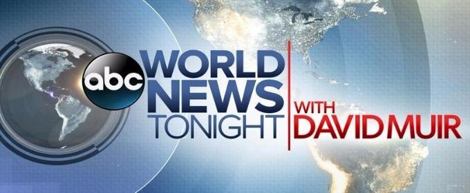 ABC News' 'World News Tonight with David Muir' Ranks No. 1 in Total Viewers for the Week of 9/4