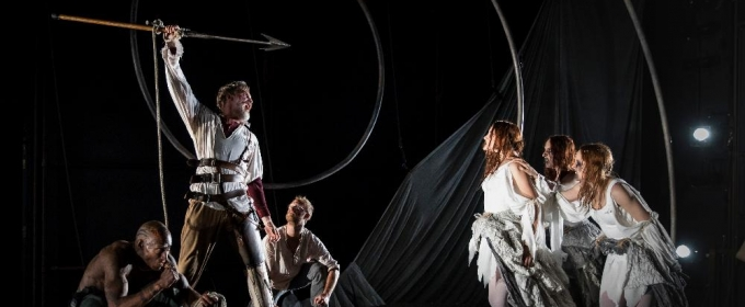 BWW Review: MOBY DICK at Lookingglass Theatre Company