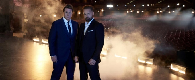 Michael Ball and Alfie Boe to Bring TOGETHER Tour to Australia