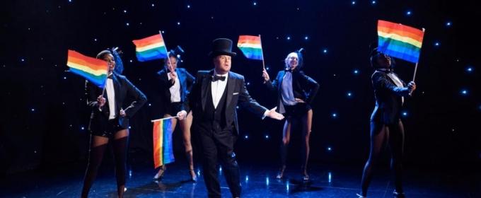 VIDEO: 'L-G-B-T' James Corden Opens Show with Musical Number Celebrating Transgender Troops