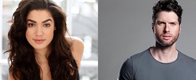 Christie Prades & Mauricio Martinez to Conga on Tour in ON YOUR FEET!