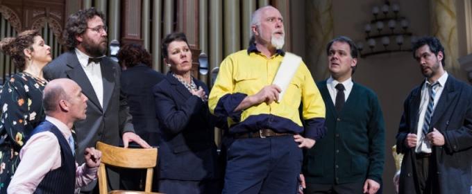 BWW Review: LA VIDA BREVE/GIANNI SCHICCHI at Adelaide Town Hall