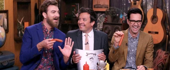 VIDEO: Jimmy, Rhett & Link Ask 'Will It Hot Dog?' on TONIGHT SHOW