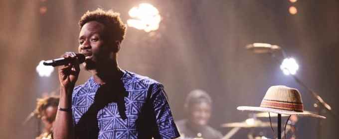 VIDEO: Mr. Eazi Performs 'In the Morning' & 'Leg Over' on JAMES CORDEN