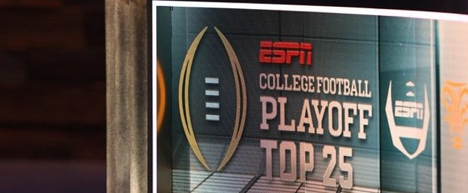 ESPN's College Football Playoff Top 25 Rankings Show Returns This October