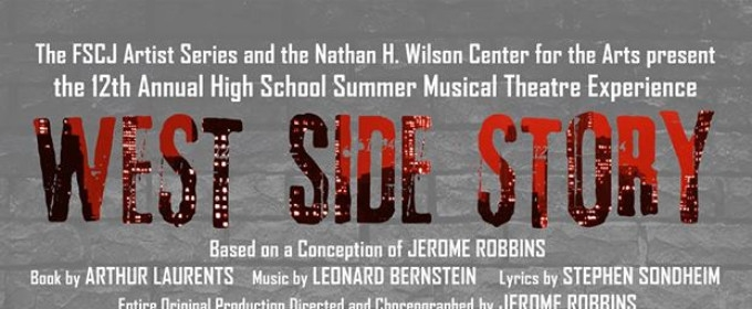 BWW Review: Jacksonville's Youth Rumble in WEST SIDE STORY at SMTE