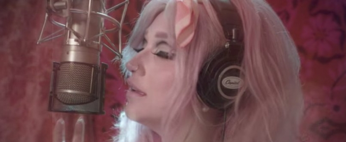 VIDEO: Kesha Shares Official Video for New Song 'Rainbow'