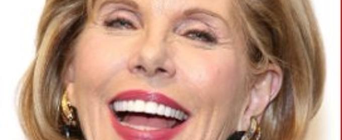 Here She Goes Again! Christine Baranski to Reprise Role in MAMMA MIA Movie Sequel
