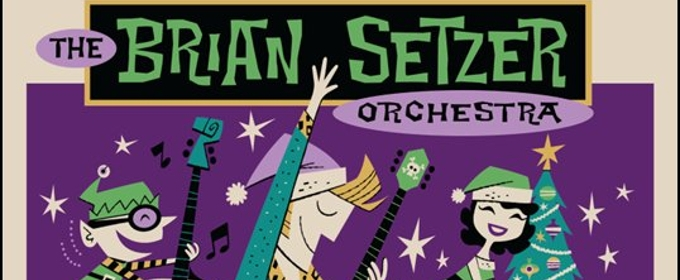 Setzer Announces 14th Annual 'Christmas Rocks! Tour' Presented by ...