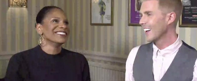 Exclusive: Audra McDonald Gets 'Shooketh'; Talks LADY DAY on Facebook Live