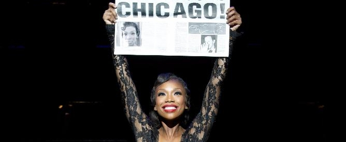 Brandy Norwood to Return to the Cell Block in Broadway's CHICAGO