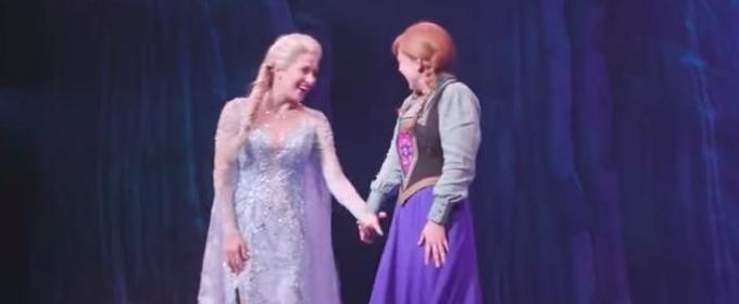VIDEO: FROZEN Celebrates Pre-Broadway Opening in Denver