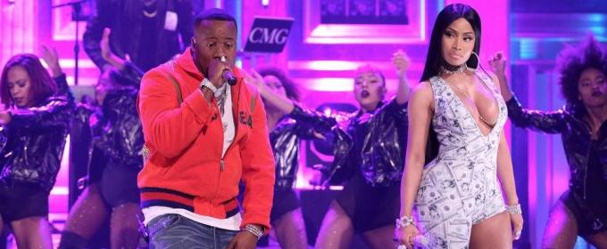 VIDEO: Yo Gotti Performs Hit Single 'Rake It Up' ft. Nicki Minaj