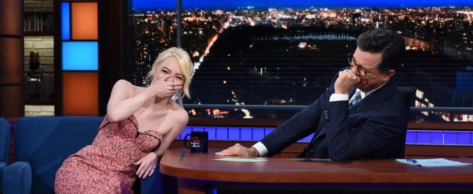 VIDEO: Emma Stone Opens Up About Her Lifelong Battle With Anxiety