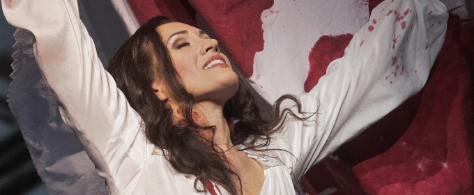 BWW Review: LUCIA DI LAMMERMOOR at Crosby Theatre, Santa Fe Opera