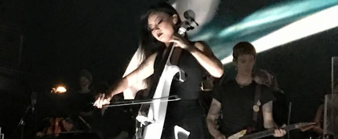 Electric Cellist Tina Guo Shines in Hans Zimmer Concert