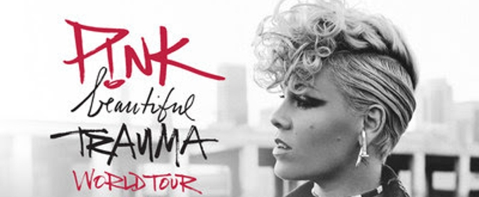 International Pop Icon Pink Announces Beautiful Trauma World Tour 2018
