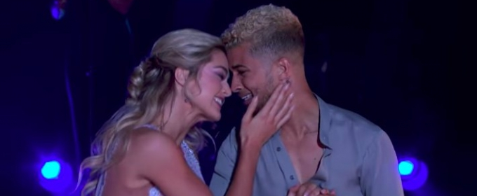 VIDEO: Jordan Fisher Receives First Perfect Score with Emotional DWTS Performance