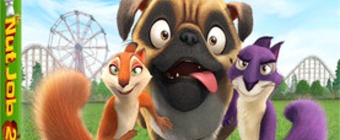 THE NUT JOB 2: NUTTY BY NATURE Coming to to Digital, Blu-ray/DVD & On Demand