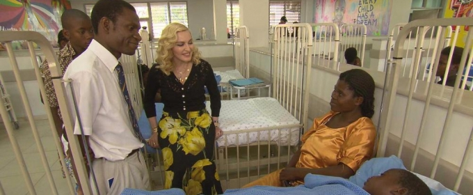 Madonna Opens Up on Adoption, Motherhood & More on CBS SUNDAY MORNING, 9/17