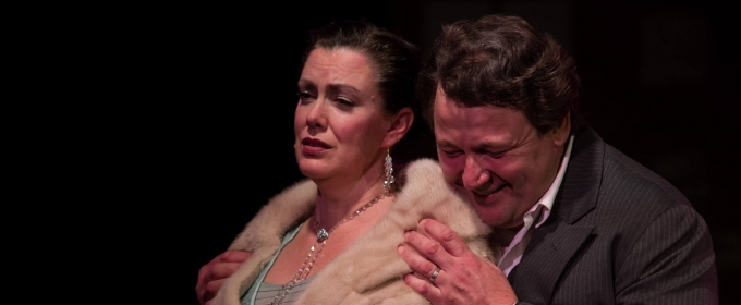 BWW Review: IN THE DOME ROOM AT TWO O'CLOCK at The Madrigal Room At The Opera Studio