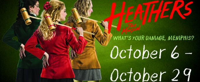 VIDEO: See The Cast of HEATHERS: THE MUSICAL In Action At The Circuit Playhouse!