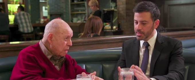 First Look at Don Rickles' Final Project - Original Series DINNER WITH DON