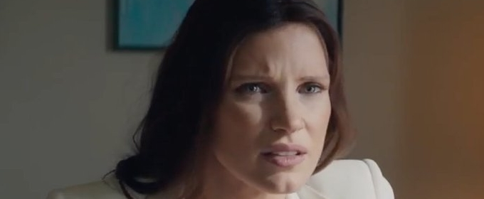 Stage Tube: Watch Official Trailer for MOLLY'S GAME