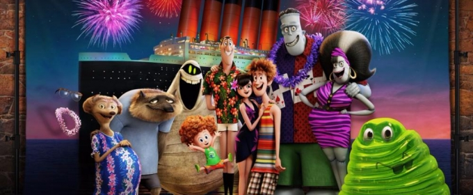 Photo Flash: First Look at HOTEL TRANSYLVANIA 3, Hitting Theaters in July