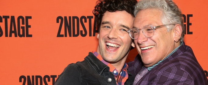 BWW TV: Michael Urie & Harvey Fierstein Are Getting Ready to Bring Back TORCH SONG!