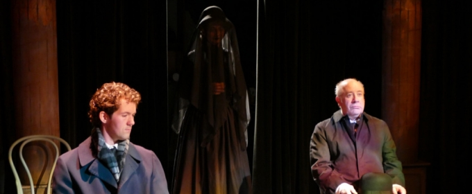 Photo Flash: A Haunting First Look at WOMAN IN BLACK at Clague Playhouse