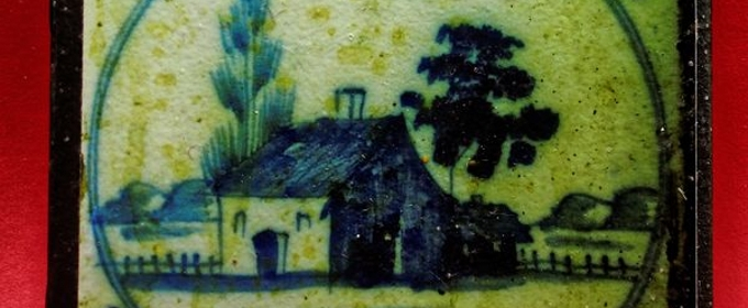 Photo Ceramics by Xiomaro on Exhibit at Weir Farm National Historic Site