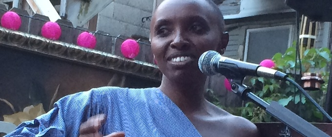 BWW Review: Singer Songwriter Naomi Wachira in Concert