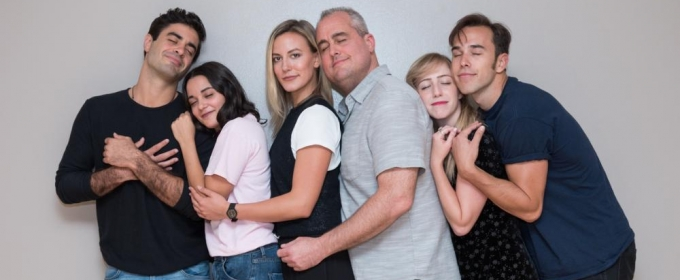 Photo Flash: The Gang's All Here! Meet the Company of FRIENDS! THE MUSICAL PARODY