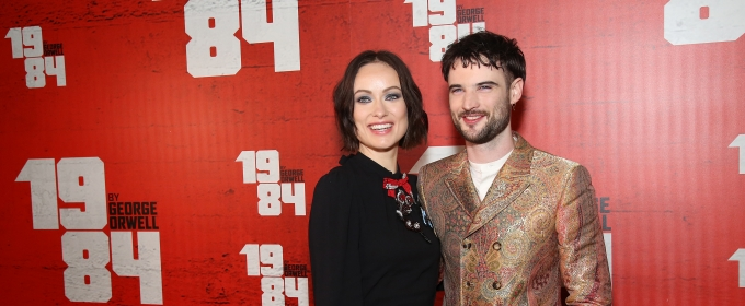 Photo Coverage: Big Brother Has its Eyes on the 1984 Opening Night Celebration