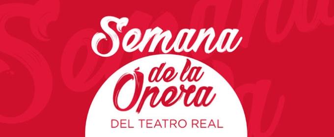 Semana de la Opera en el Teatro Real