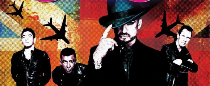 Rock Fuel Media to Release Culture Club's LIVE AT WEMBLY on DVD/Blu-Ray/CD/Vinyl Package, 12/8