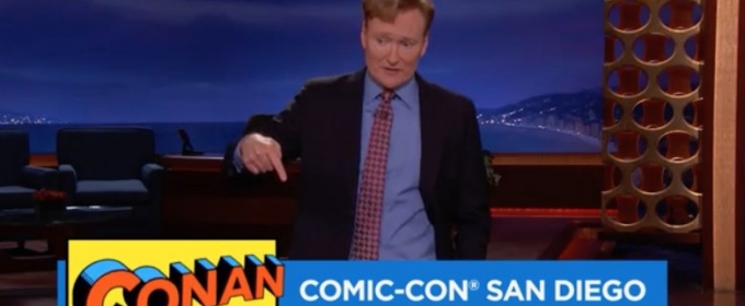Conan O'Brien Returns to Comic Con with All-New Pop! Vinyl Figures from TBS & Funko