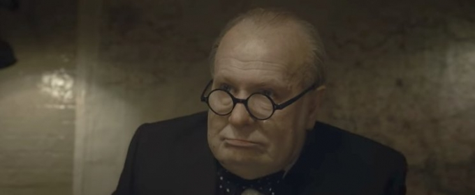 VIDEO: First Look - Gary Oldman Stars as Winston Churchill in DARKEST HOUR